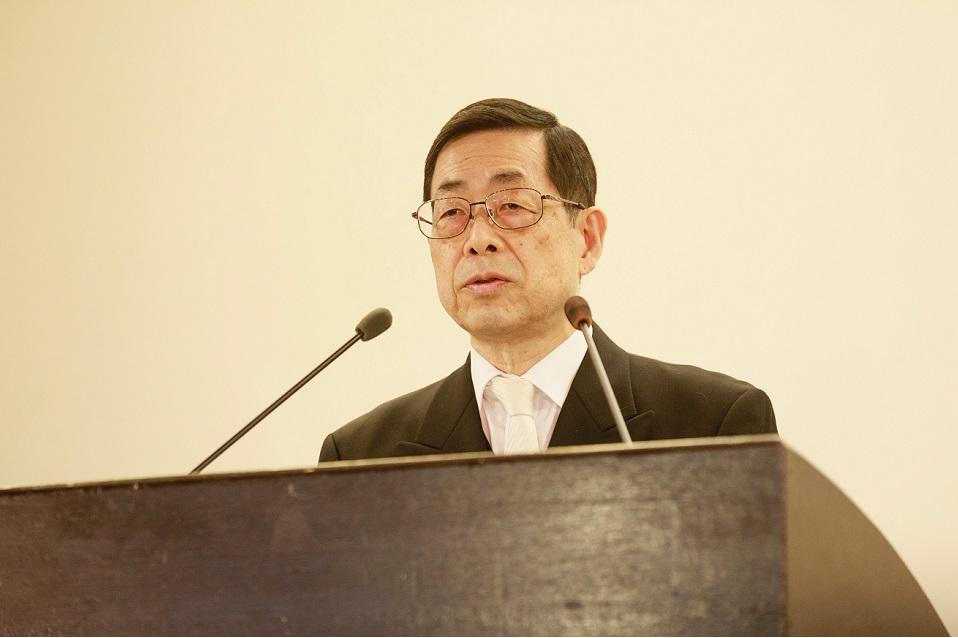 副学長(社会学部教授)北川 清一