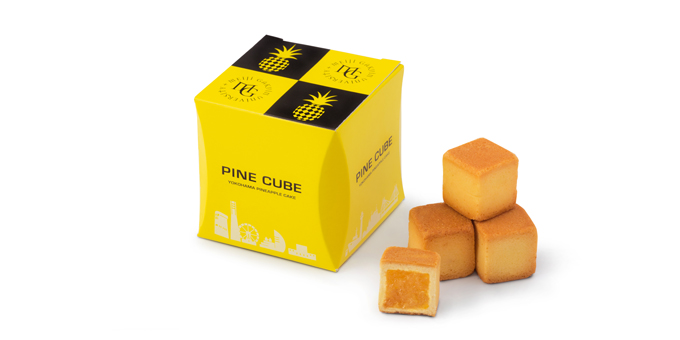 PINE CUBE