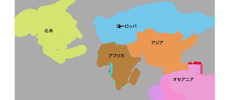 MakoStars LLC/ map