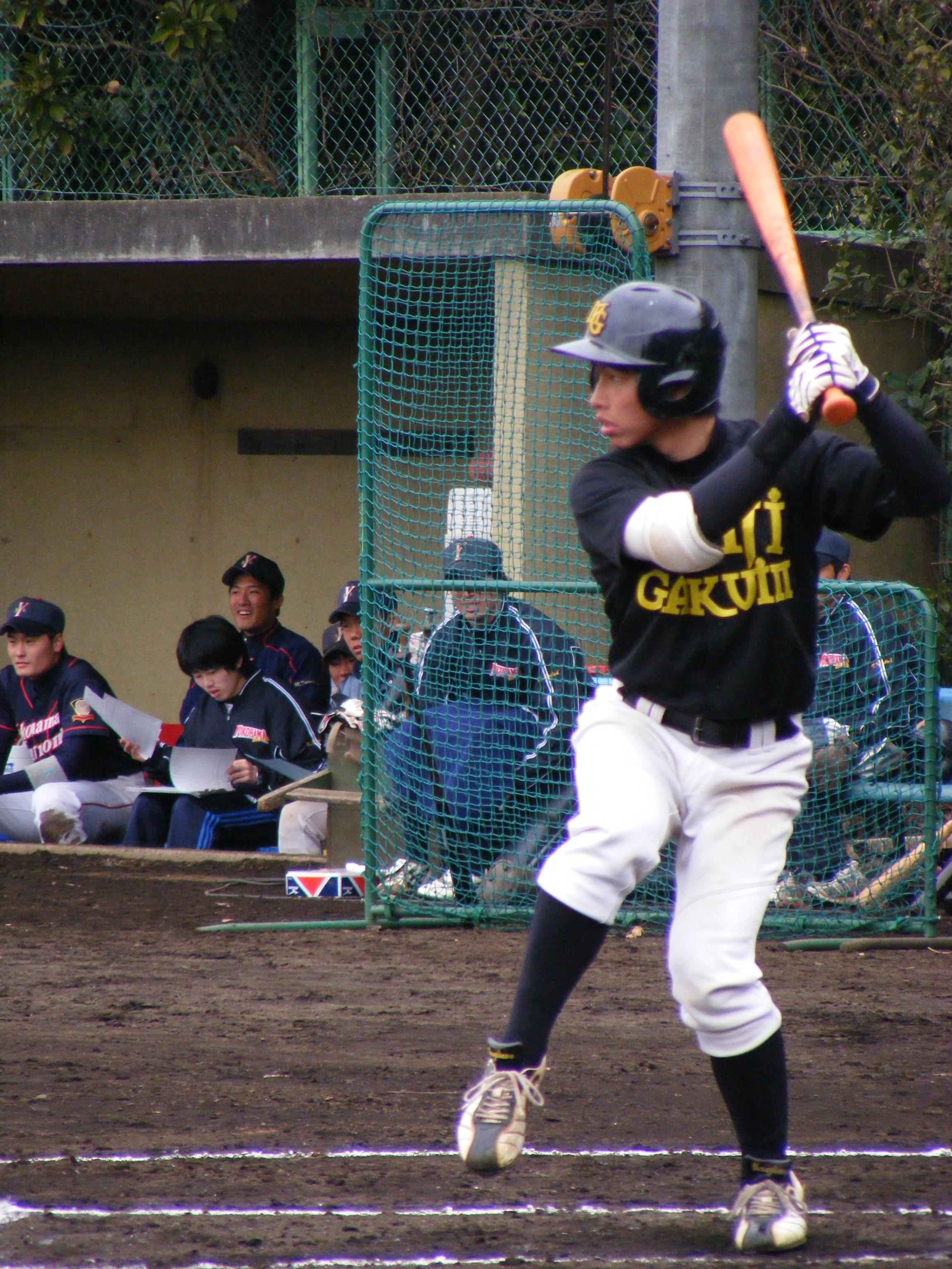 横浜国立大学硬式野球部