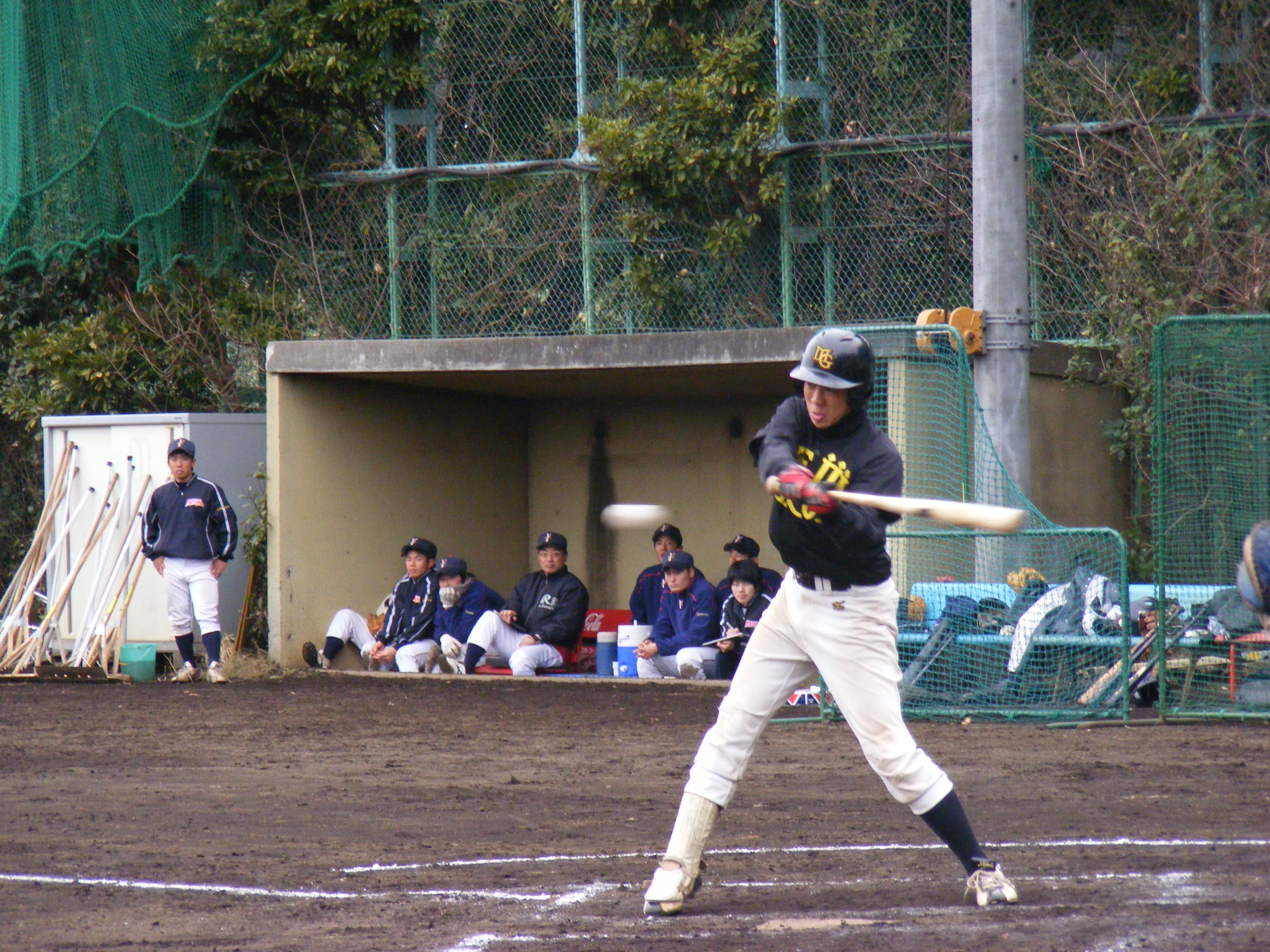 横浜国立大学準硬式野球部