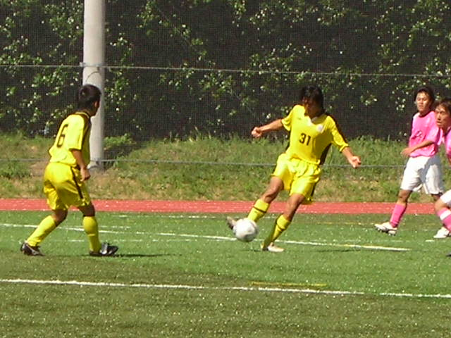 東京都大学サッカーリーグ戦第三節 詳細